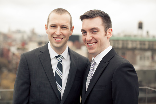 Thomas + Peter // Eleven Madison Park