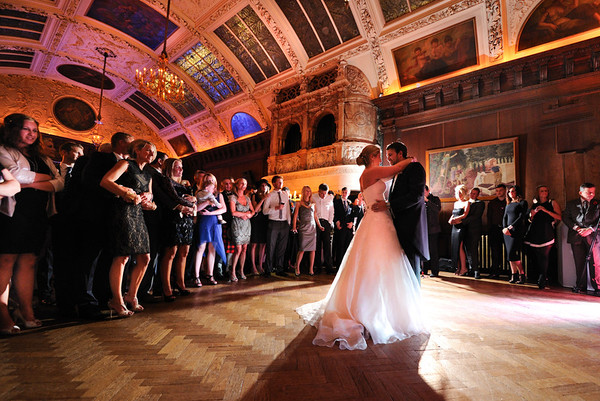 Lucy and Stevie, Thornton Manor