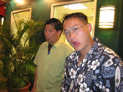 Thursday - Sam & Marie's Hawaii Wedding Extravaganza! - 9-14-2006