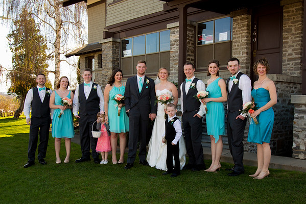 Tiemersma Wedding 3.21.2015