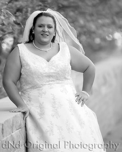 103 Tiffany & Dave Wedding Nov 11 2011 (8x10) b&w