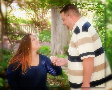12 Tiffany & Dave Engagement Sept 2010 (10x8) softfocus