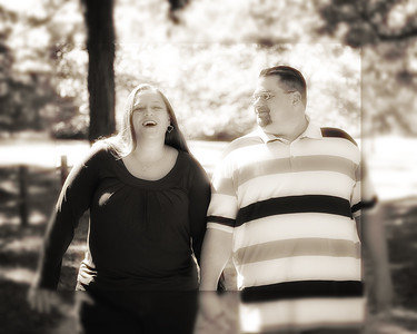 04 Tiffany & Dave Engagement Sept 2010 (10x8) glow sepia
