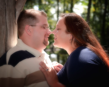17 Tiffany & Dave Engagement Sept 2010 (10x8) softfocus