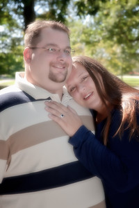 05 Tiffany & Dave Engagement Sept 2010 (8x10) softfocus halfdesat