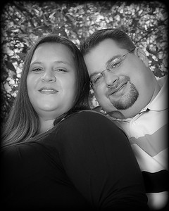 14 Tiffany & Dave Engagement Sept 2010 (8x10) b&w
