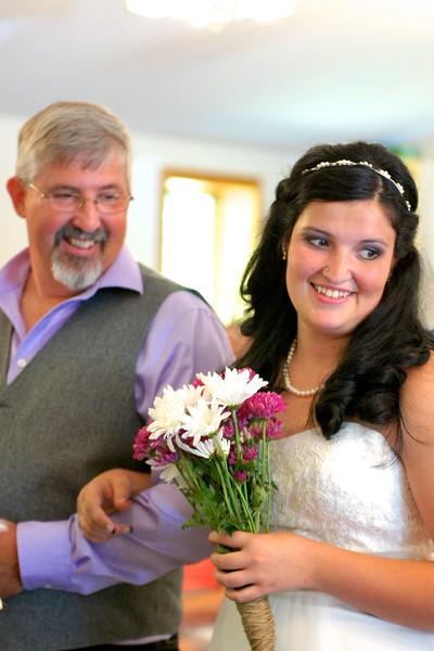 Tiffany & Austin Wedding Part 1