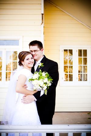 Tiffany + Brent Wedding