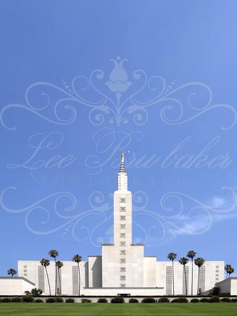 Tiffany & Lief, Los Angeles LDS Temple