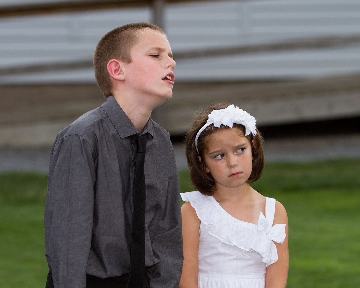 Wedding ceremonies aren't for everyone.