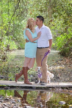 Tiffany and Ricardo Engagement