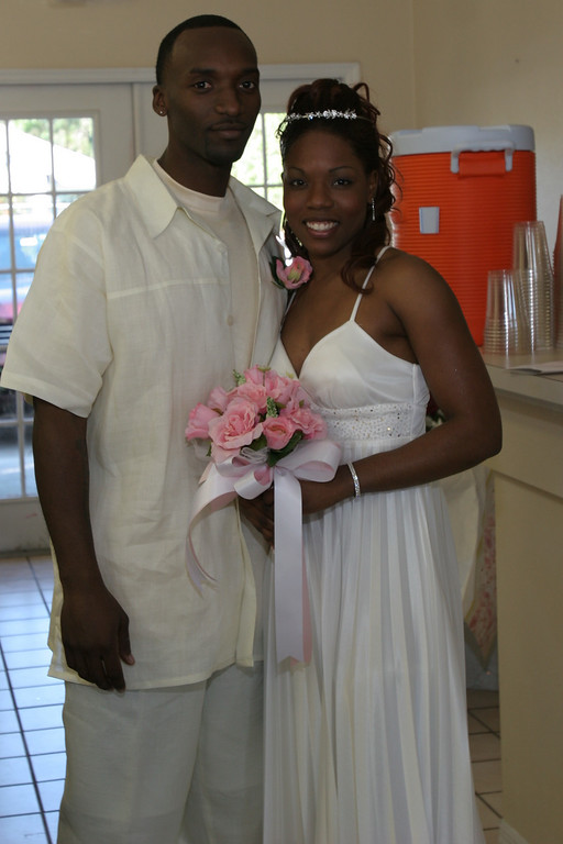 Aaron & Tiffany 03-17-2007