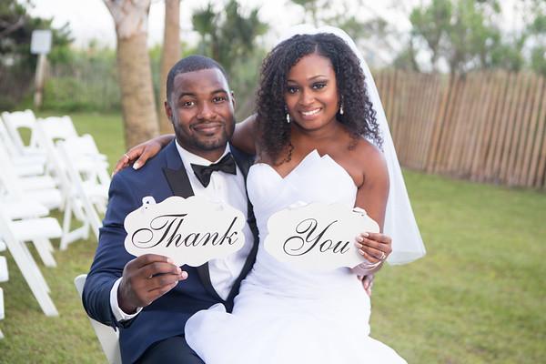 Tillman Wedding Party & Family