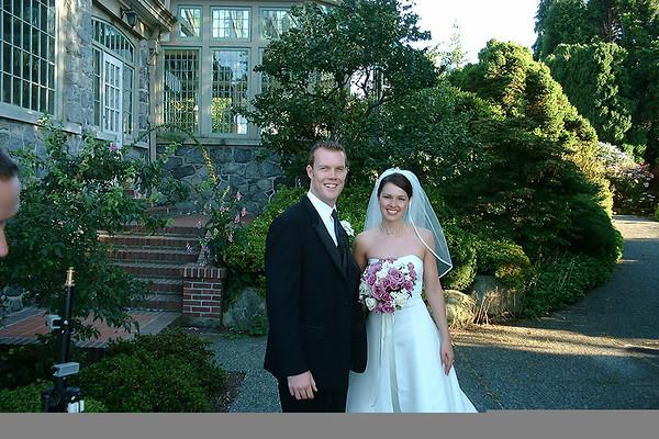tim & kelly's wedding