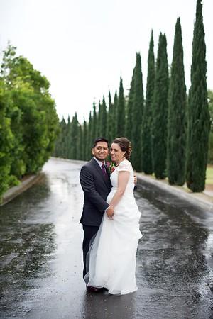 Tim & Rebecca Married