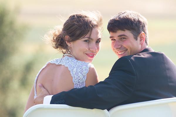 Tim and Jessica's Wedding