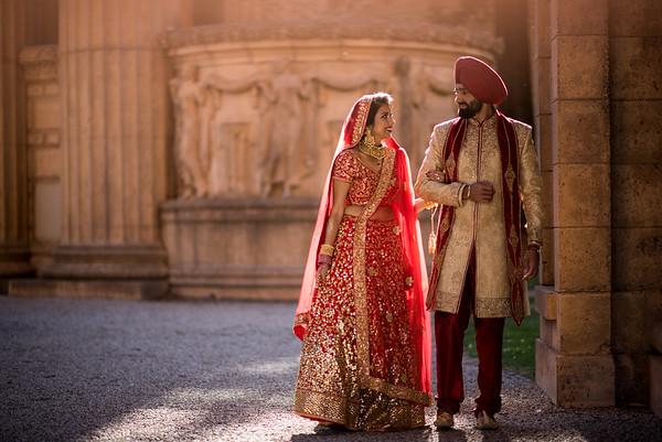 Tina & Deepak's Wedding