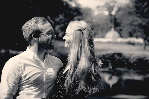 Tobias och Malin 2019