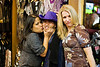 Michelle, me and Lisa shopping