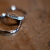 "Matt & Emily Tomasik Rings  <I><font size=1 color=""#2180de"">© Copyright m2 Photography - Michael J. Mikkelson 2009. All Rights Reserved. Images can not be used without permission.</font></I>"