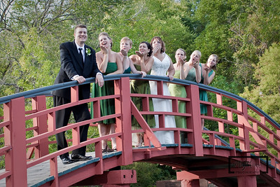 The Bridal Party  © Copyright m2 Photography - Michael J. Mikkelson 2009. All Rights Reserved. Images can not be used without permission.