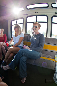 The Limo/Bus Ride  © Copyright m2 Photography - Michael J. Mikkelson 2009. All Rights Reserved. Images can not be used without permission.