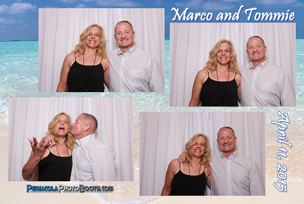 Tommie & Marco's Wedding 4-11-2015