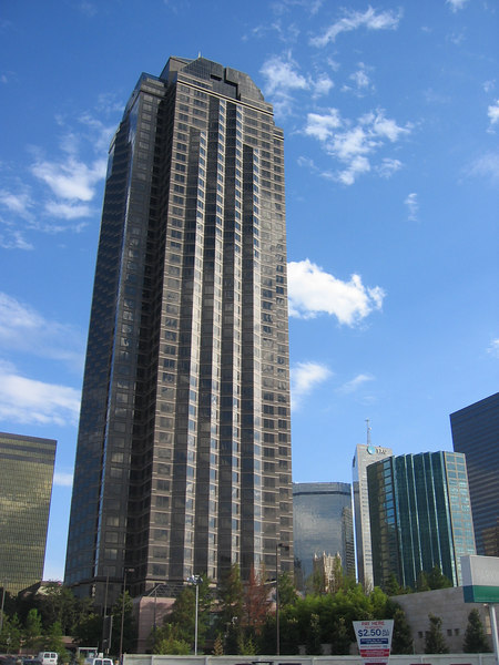 The Trammell Crow Center