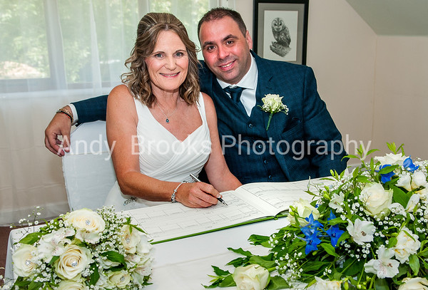 Tonia & Gareth 18th May 2018