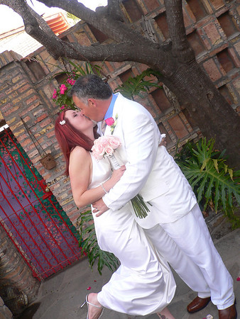 Tony and Tiffany's Wedding