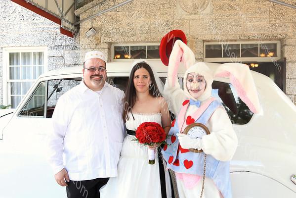 Tony & Nydia Wedding