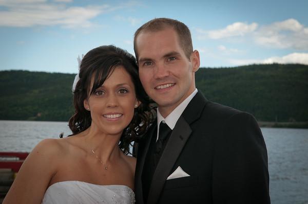 Tanya and Marc 2011