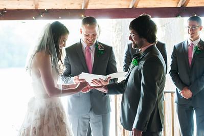 Tori & Mitch Ceremony