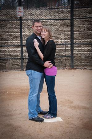 Tori and Josh Engagement