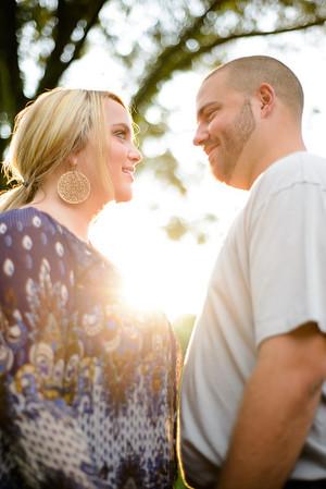Tori and Logan Engagement