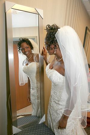 Tracey &  Tate's Wedding