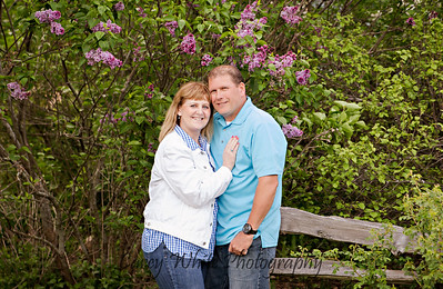 Tracey and Cindy: Engagement Session