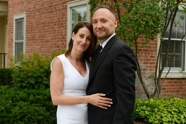 Tracy & Mark Wedding