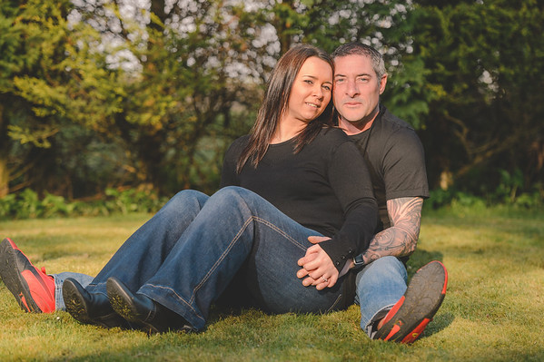 Tracy & Paul Engagement Shoot