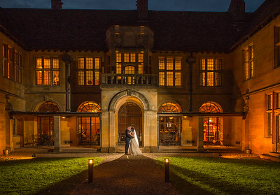 Tracy & Paul Wedding, Coombe Lodge