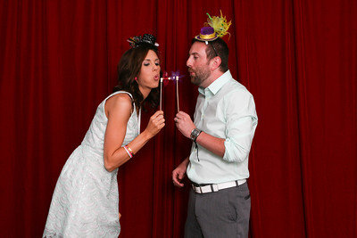 Tracy & Corby Photo Booth