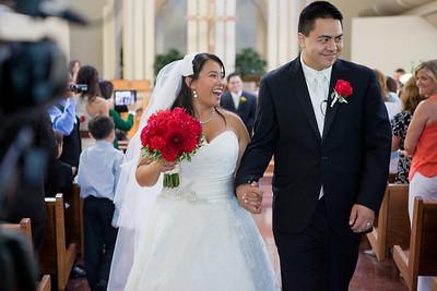 Trang and John Wedding