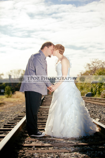 Stacey+Don-Trash the Dress
