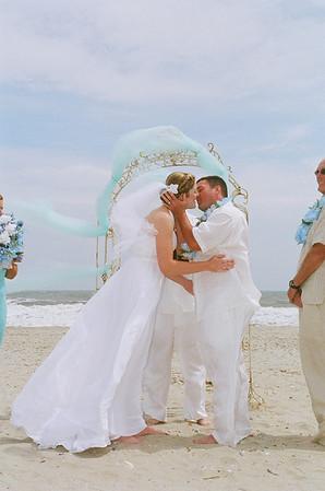 Travis and Jennifer Wedding