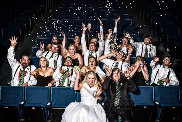 Traxler~Childers Wedding 3-12-16