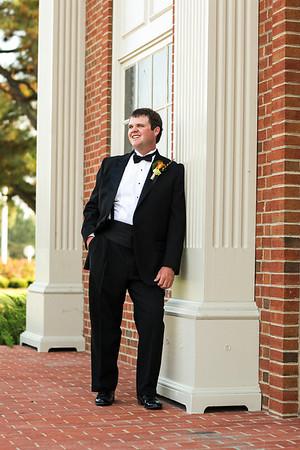 Trent & Meredith wedding