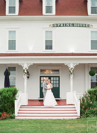 Trevor & Jessica Brice, The Spring House, Block Island RI