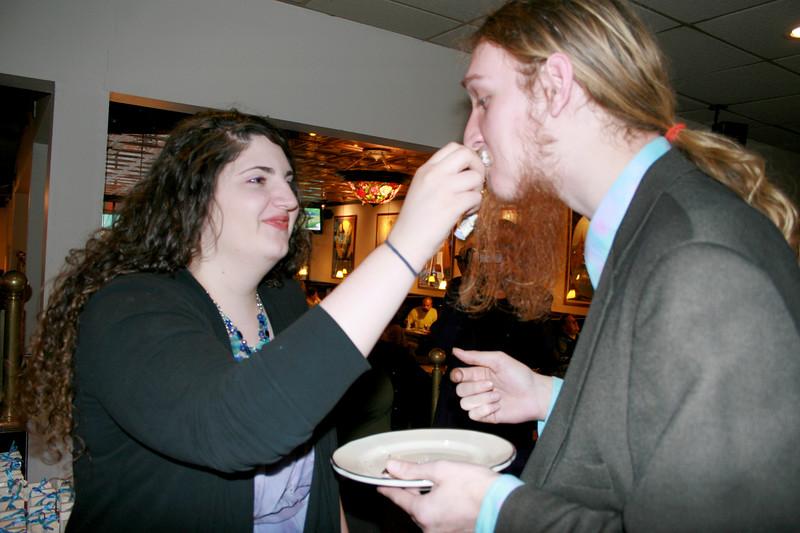 Trevor and Katalin Wright's Wedding April 5, 2014