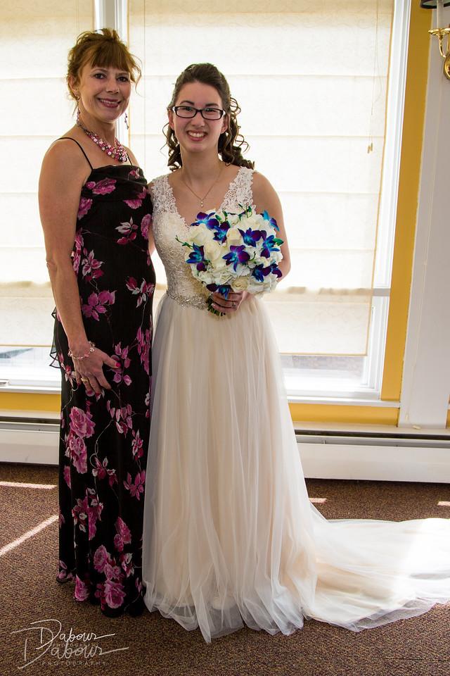 Young Wedding Formal Photos