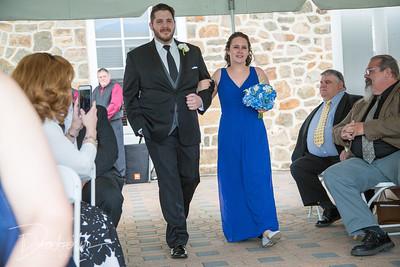 Young Wedding Ceremony